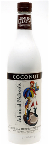 Admiral Nelsons Rum Coconut